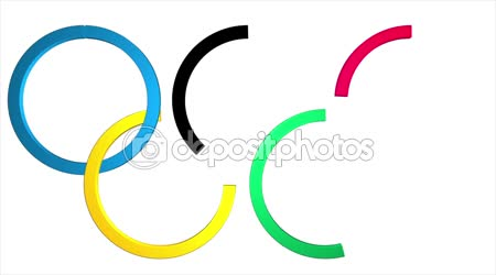 450x250 Olympic Rings Stock Videos, Royalty Free Olympic Rings Footages