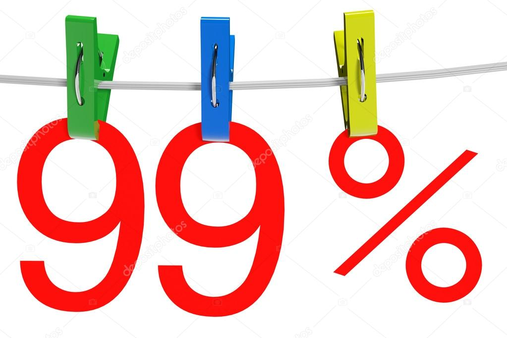 1023x682 99 Percent Sale Symbol Stock Photo Doomu