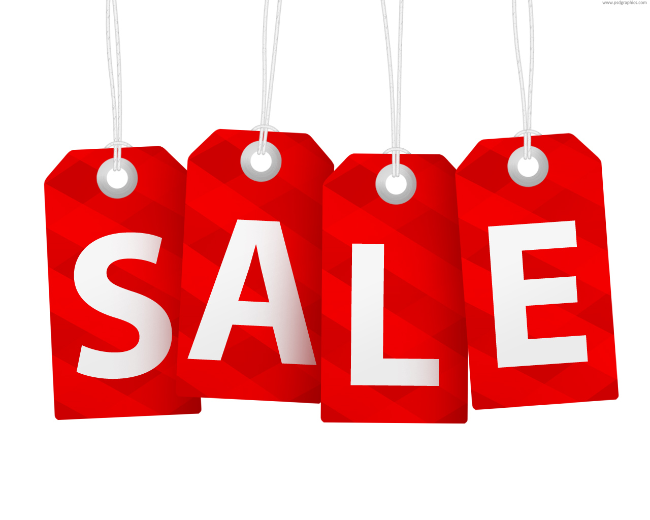 1280x1024 Big Sale Sign Clipart