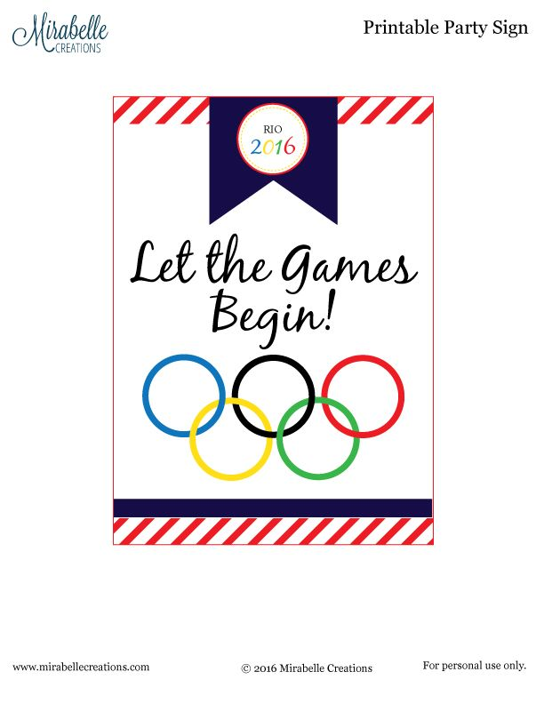 612x792 Best Olympic Sign Ideas Rio Olympics Crafts