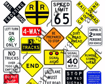 340x270 Travel Clip Art Roadway Signs Vacation Signs Telephone
