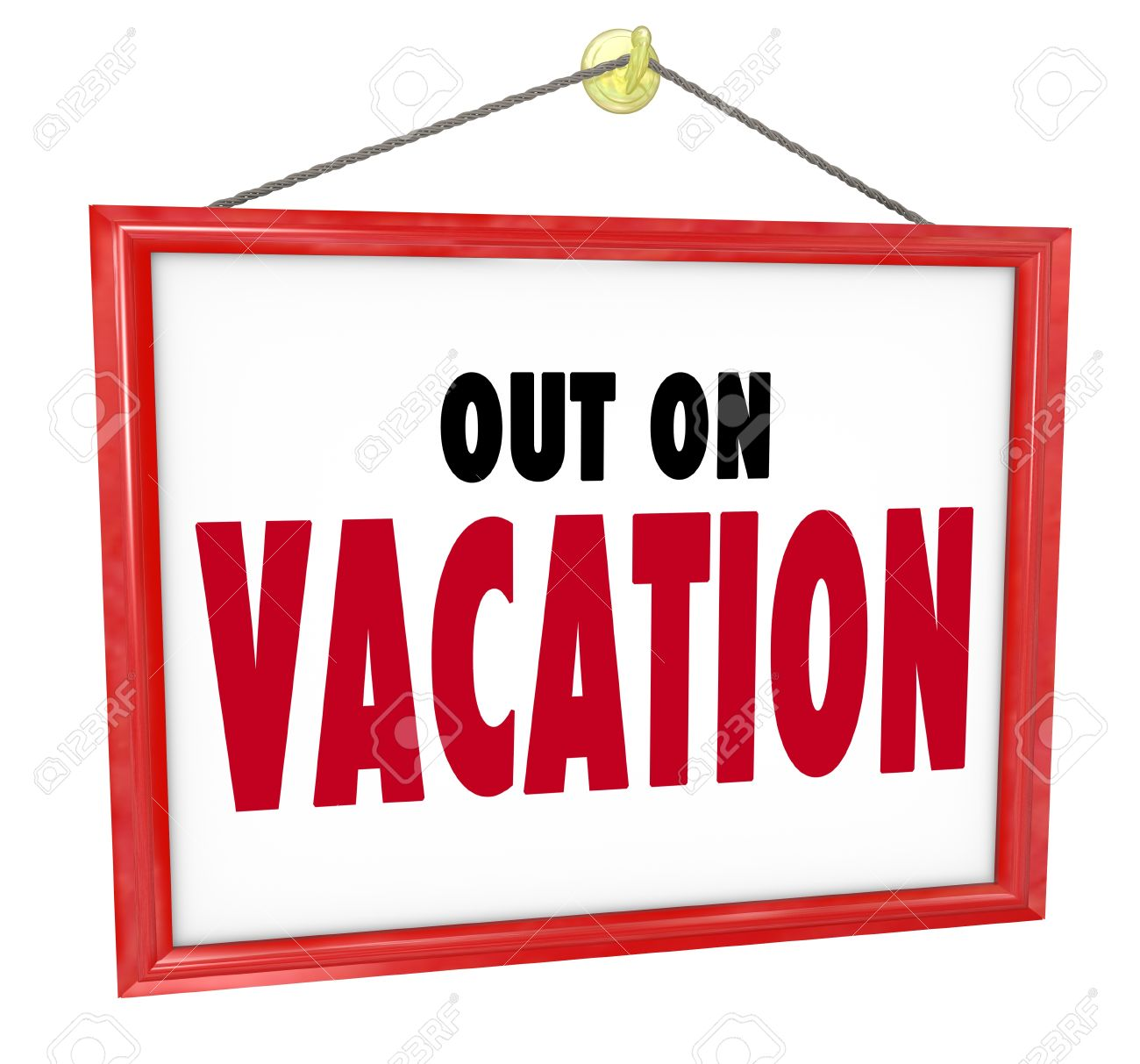 1300x1213 Out On Vacation Clipart