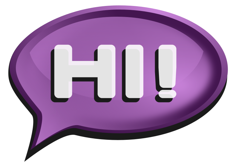800x559 Word Bubble Speech Bubble Clip Art 3 Image