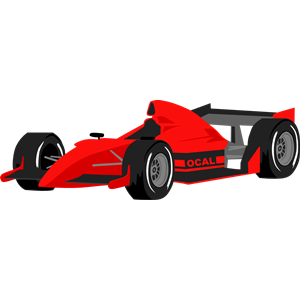 300x300 Formula One Car Clipart, Cliparts Of Formula One Car Free Download