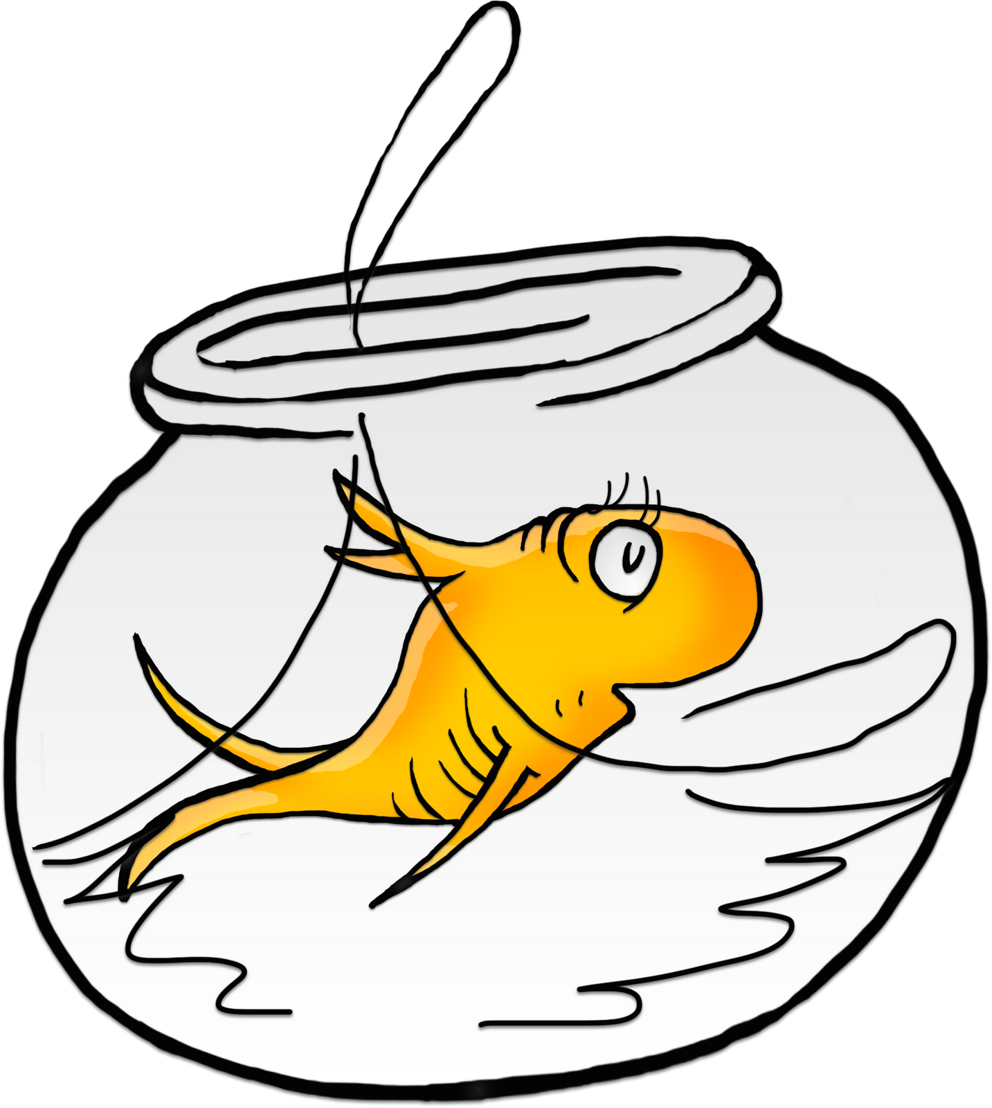 One Fish Two Fish Clipart | Free download best One Fish ...