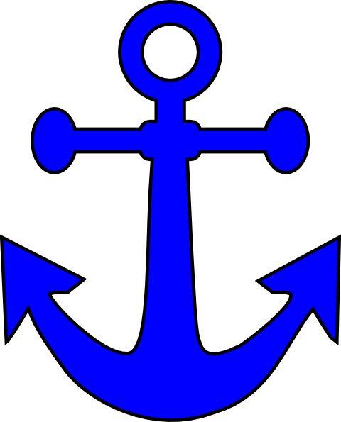 480x595 Best Anchor Clip Art Ideas Anchor, Anker Tattoo