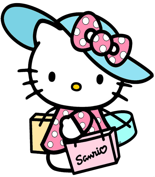500x570 Hello Kitty Clip Art Images