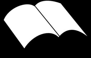298x192 Open Bible Clip Art