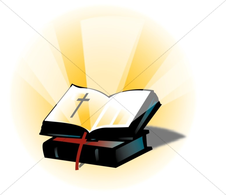 776x670 Open Bible On A Closed Bible Bible Clipart