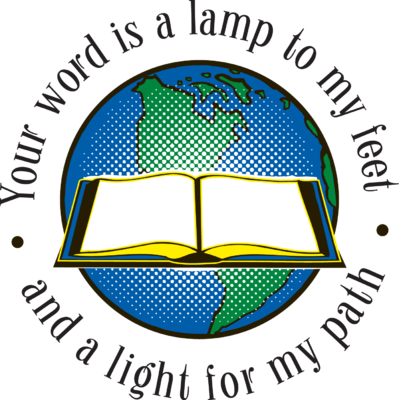 399x400 Image Glowing Bible Before The World Bible Clip Art