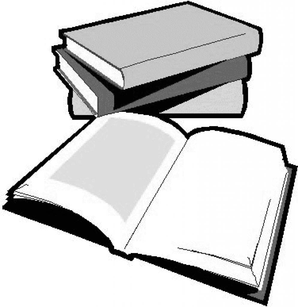 994x1024 Top 10 Free Open Book Clipart Public Domain Clip Art Images