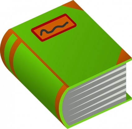 425x415 Image Of Book Clip Art Free