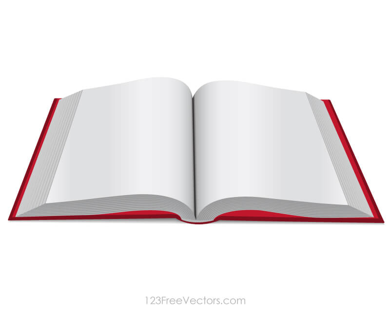 Open Book Clipart Free