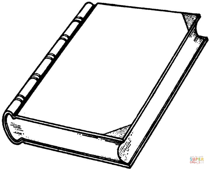 720x582 Book Coloring Page Open Book Coloring Page Free Printable Coloring