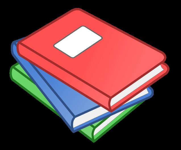 637x526 Free Clip Art Books