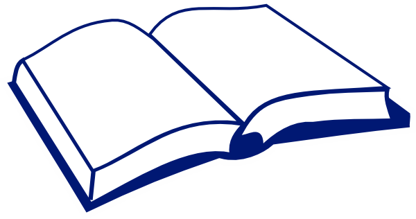 600x316 Open Book Png, Svg Clip Art For Web
