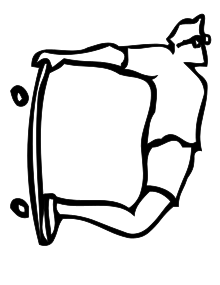 220x285 Wikijuniorskateboard Alphabet Coloring Pagesd