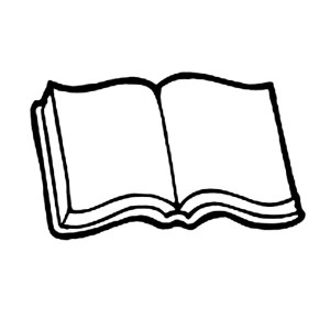 Open books coloring pages ~ Open Book Coloring Pages | Free download best Open Book ...