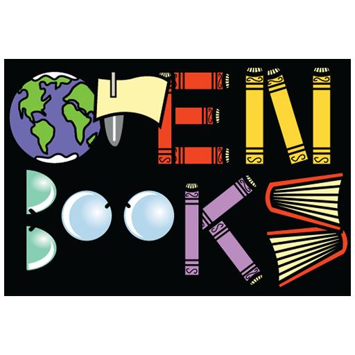 512x512 Open Books Ltd. Open Books