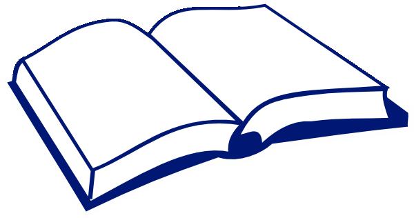 600x316 Open Book Clip Art Vector Clip Art Online