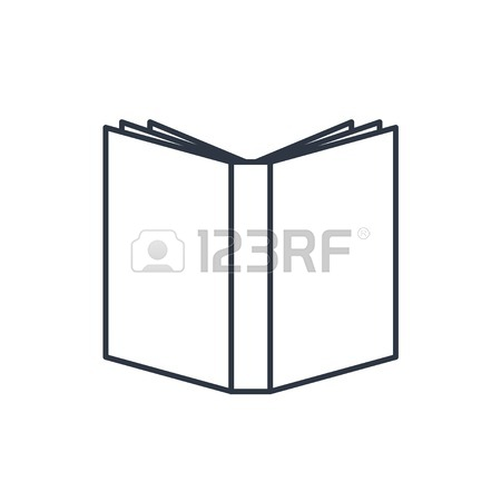 450x450 Open Book Icon Royalty Free Cliparts, Vectors, And Stock