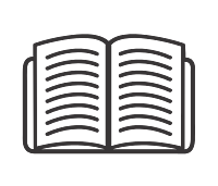 200x171 Open Book Outline