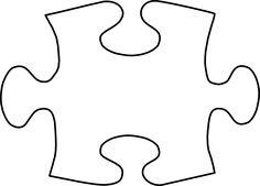 236x169 Printable Puzzle Pieces Template