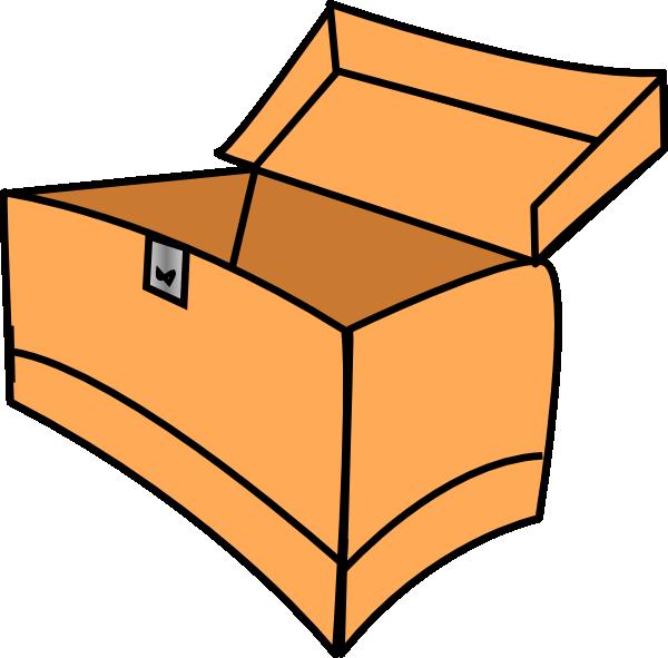 600x591 Open Box Open Clip Art The Cliparts 3