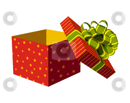 450x355 Gift Clipart Open Gift