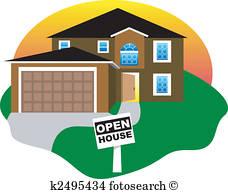 228x194 Open House Clip Art Royalty Free. 8,444 Open House Clipart Vector