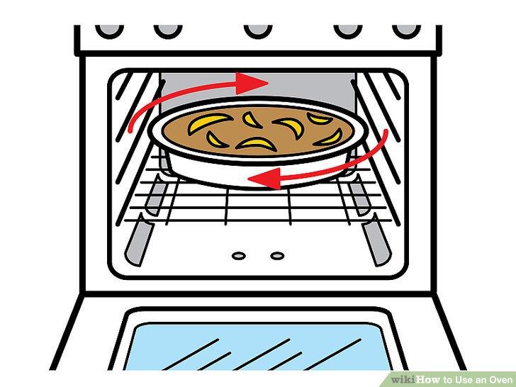 Open Oven Clipart