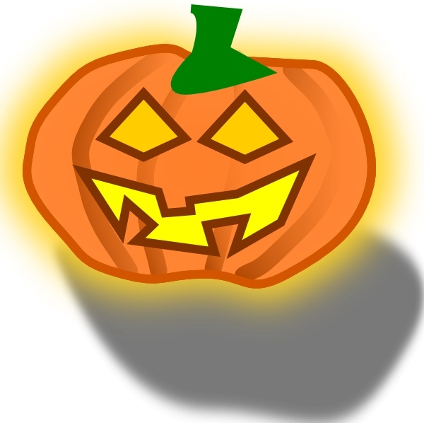 600x598 Pumpkin Clip Art Free Vector In Open Office Drawing Svg ( Svg