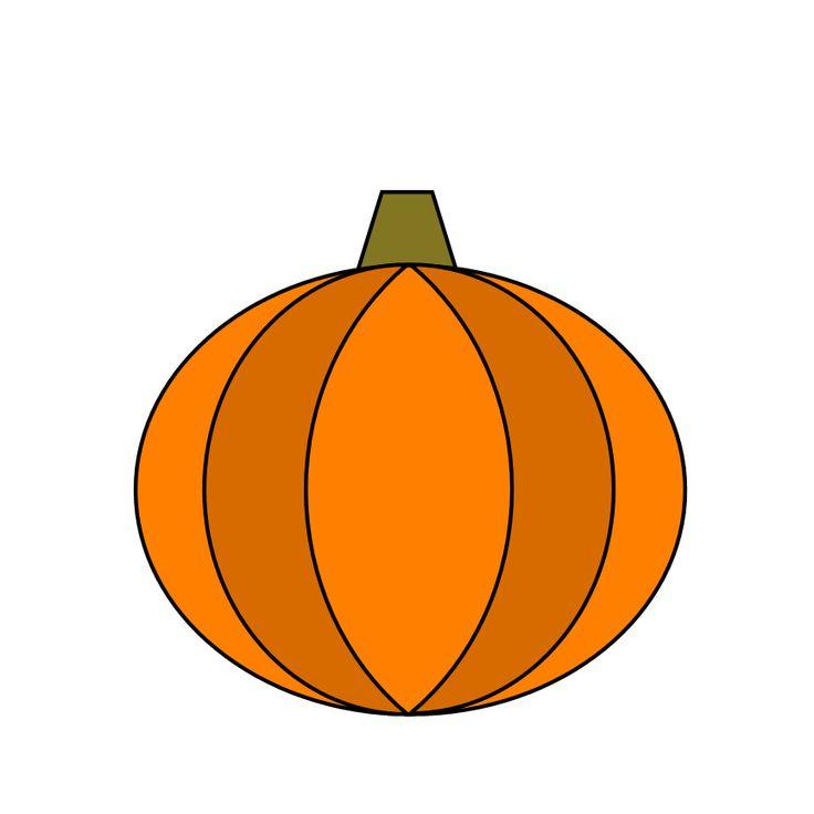 736x736 Top Pumpkin Clipart