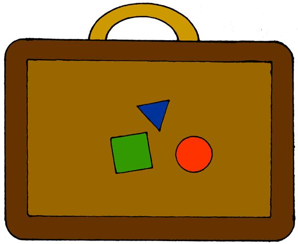 600x492 Open Suitcase Clipart Free Download Clip Art 6