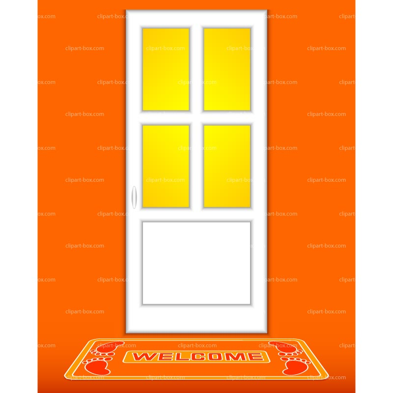 open front door illustration. Interesting Door 800x800 Beauteous 60 Front Door Clipart Decorating Design Of To Open Illustration R