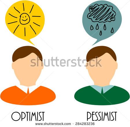 450x441 Optimistic Clipart