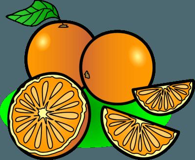 400x328 Image Oranges Food Clip Art