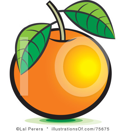 400x420 Orange Clip Art