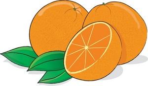 300x176 Orange Clip Art Free Clipart Panda