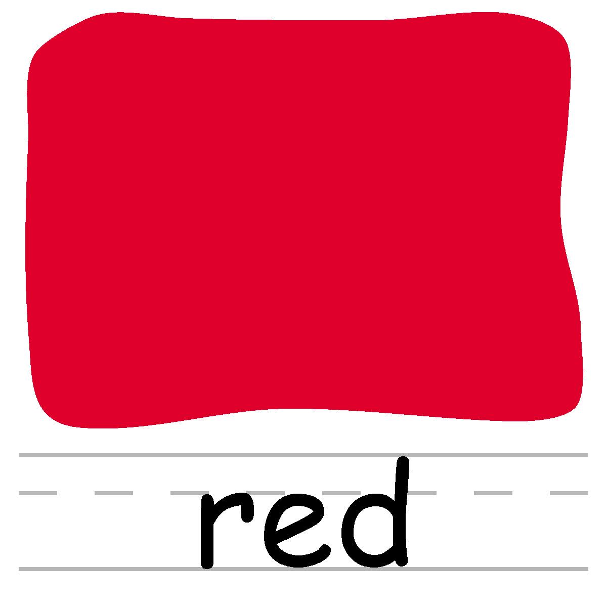 1200x1200 Clip Art Colors Red Clipart Panda