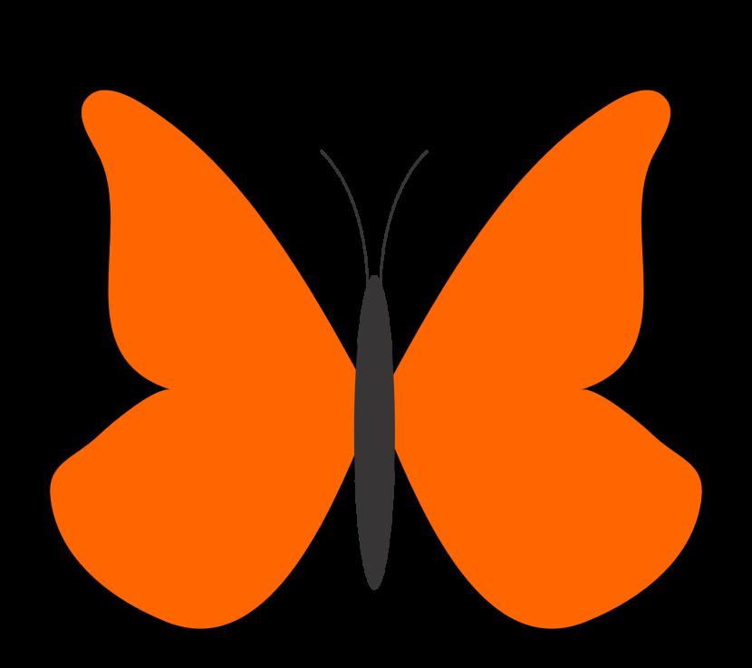 830x738 Orange Clipart