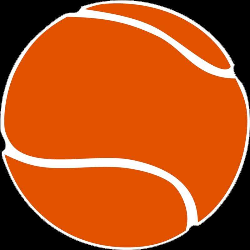 800x800 Ball Clipart Orange