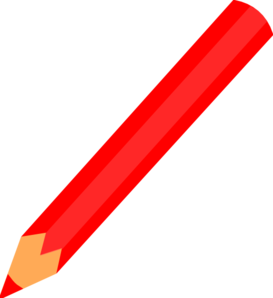 273x298 Red Crayon Clipart