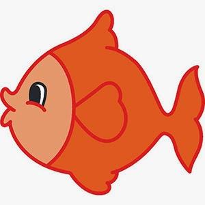 300x300 Fish clip art free fish sketch clip art vector clip art clipartix