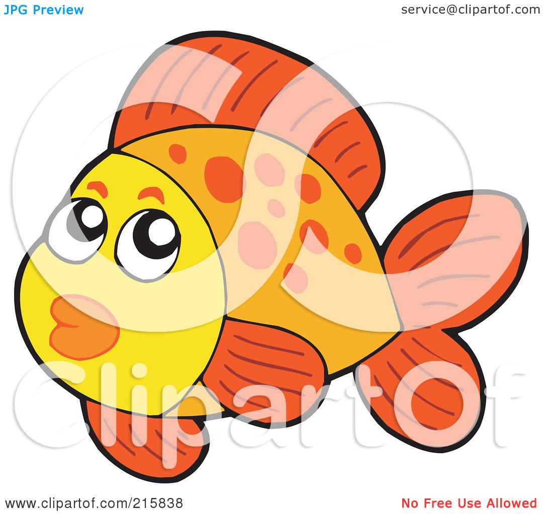1080x1024 Fish clipart cute fish