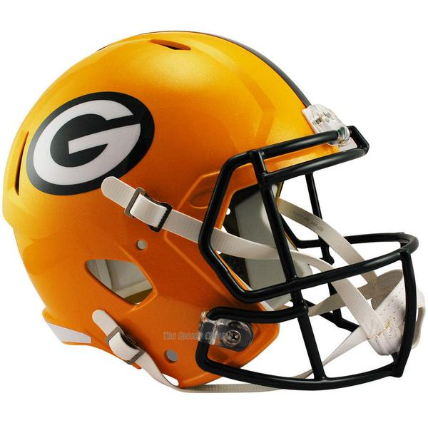 600x600 Green Bay Packers Riddell Speed Full Size Repli Speedy Cheetah