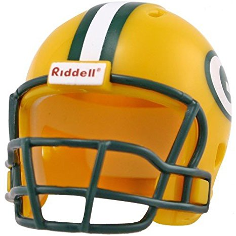 466x466 Riddell Green Bay Packers Revolution Pocket Size