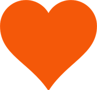 200x185 Free Heart Clipart Png, Heart Icons