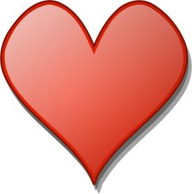 278x281 Valentine Hearts Clip Art Download