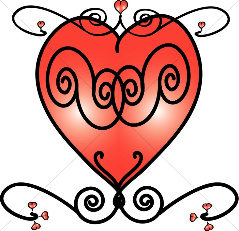 776x750 Christian Heart Clipart, Christian Heart Images